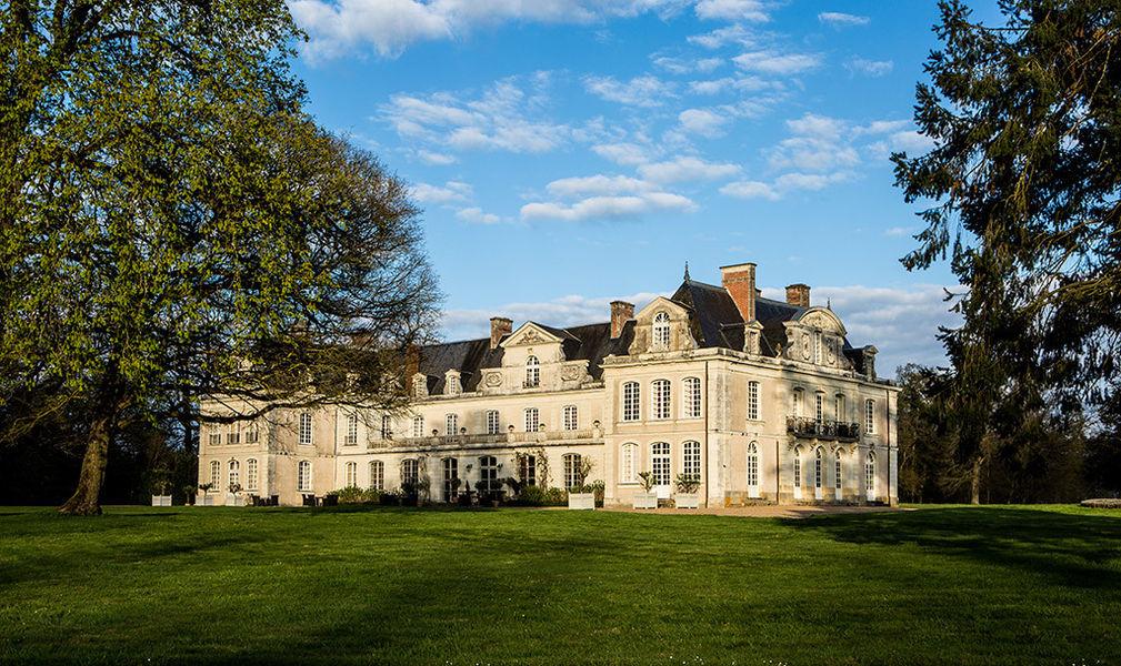 Château des Briottières - Façade 3