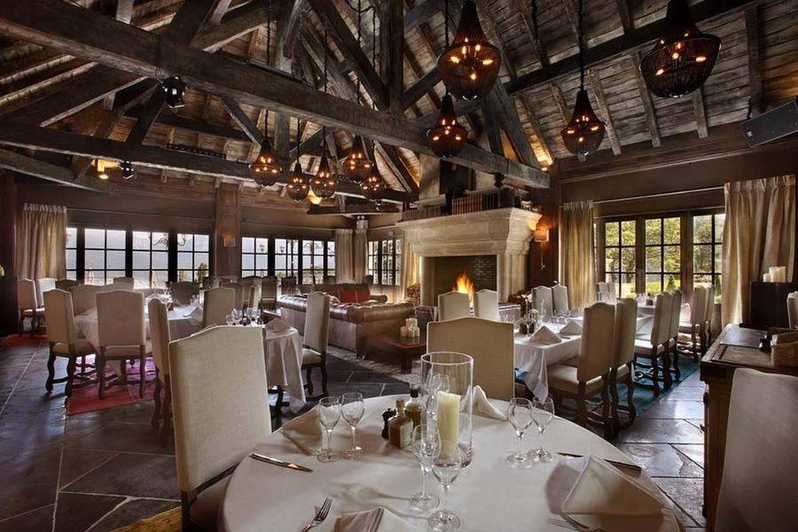 Le Domaine Des Saints Pères - Salle de restaurant