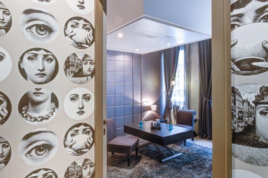 Hotel Tour d'Auvergne Opera - Coin détente