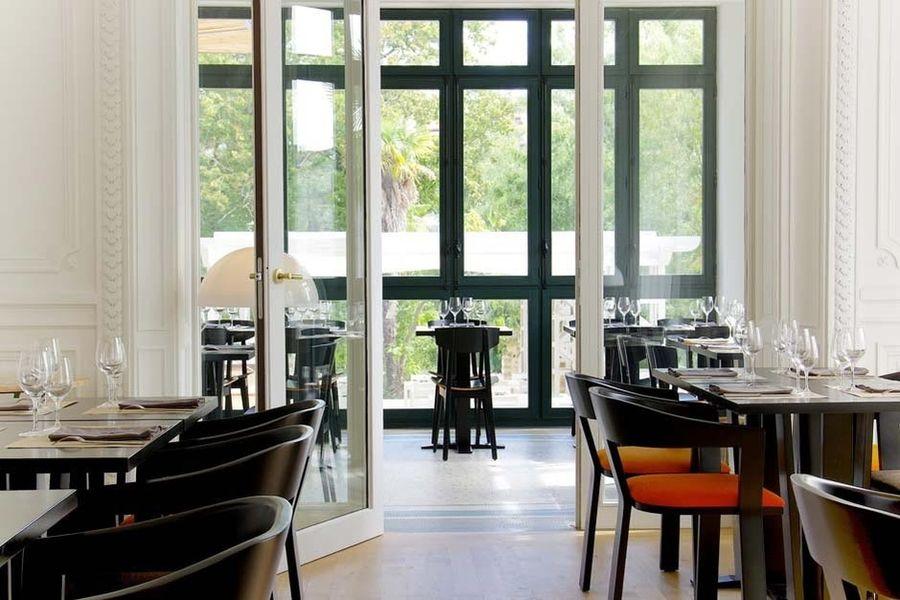 Villa Mirasol - Salle de restaurant 2