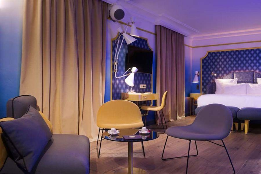 Idol Hôtel - Chambre 6