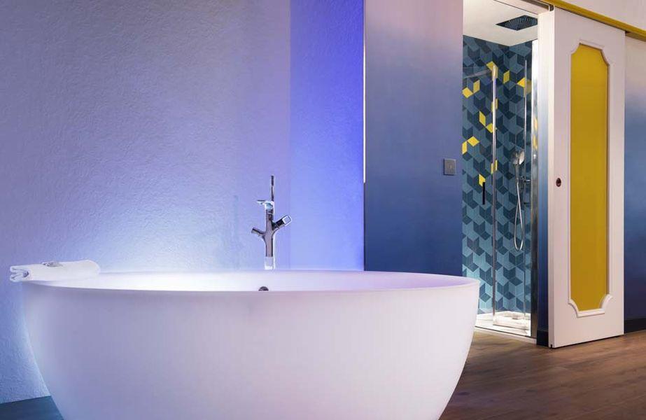Idol Hôtel - Salle de bain 2