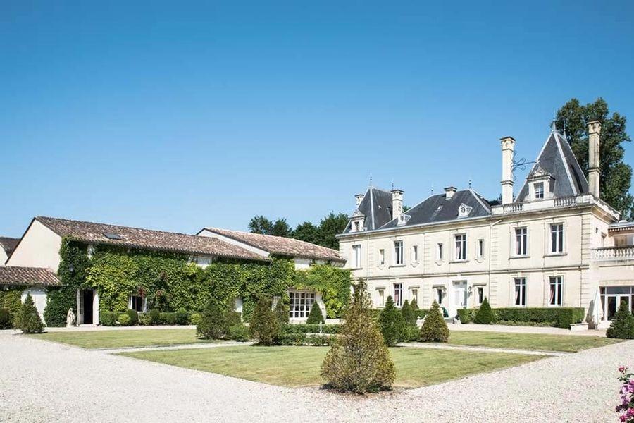Château Meyre - Façade