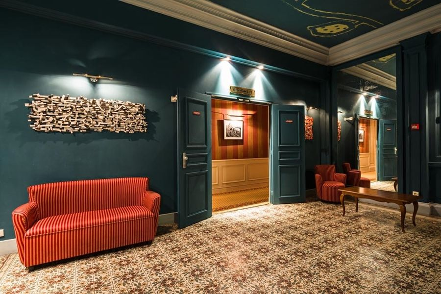 Grand Hôtel du Midi - Salon