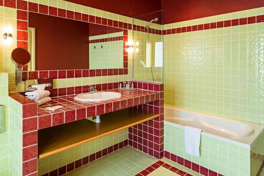 Grand Hôtel du Midi - Salle de bain