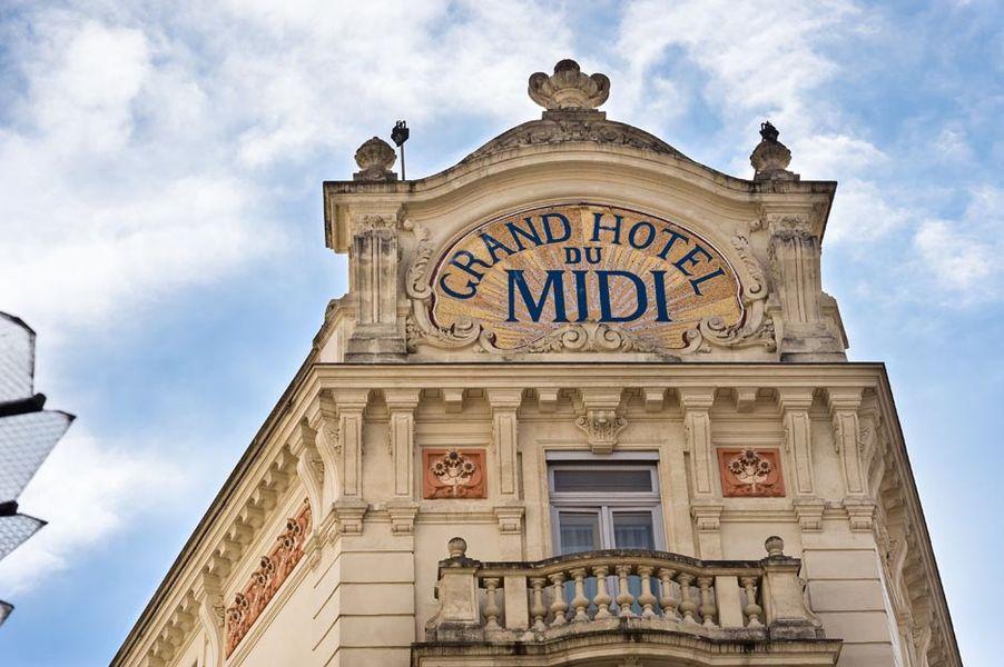 Grand Hôtel du Midi - Façade