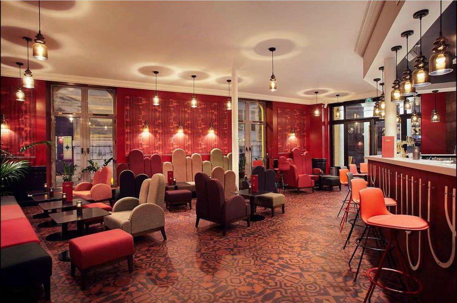 Grand Hôtel du Midi - Bar 2