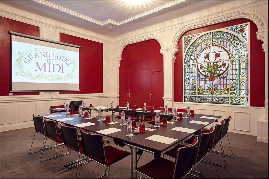 Grand Hôtel du Midi - Salle de séminaire 3