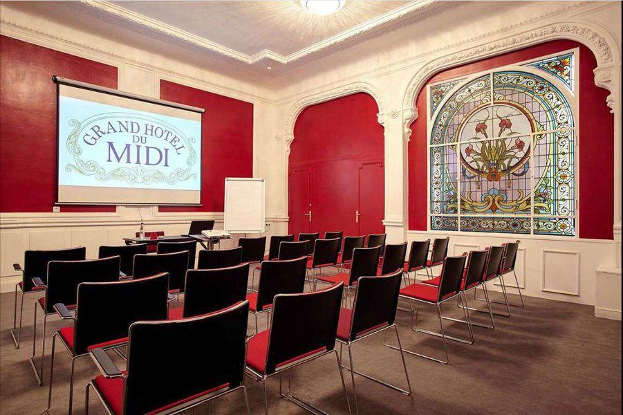 Grand Hôtel du Midi - Salle de séminaie