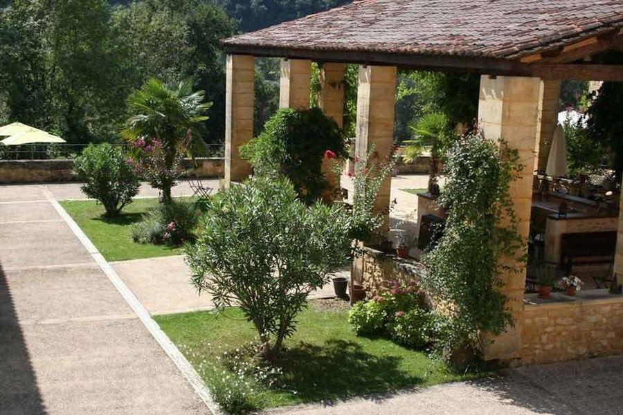 La Villa Romaine - Vue d'extérieur 2