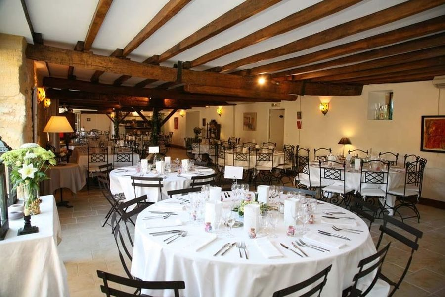 La Villa Romaine - Salle de réception
