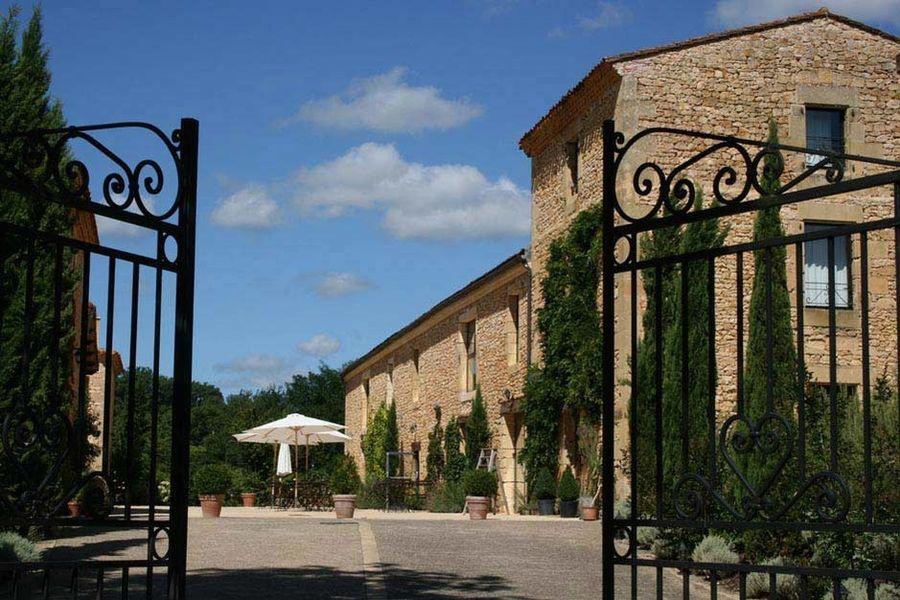 La Villa Romaine - Entrée