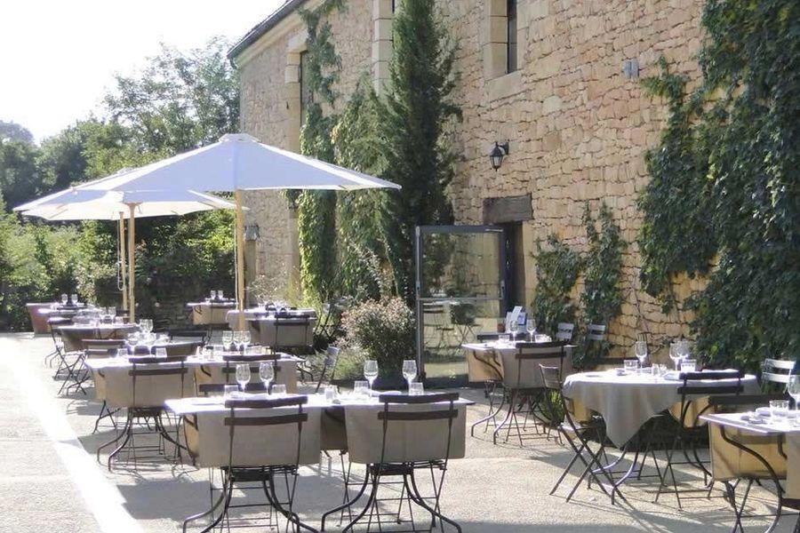 La Villa Romaine - Terrasse