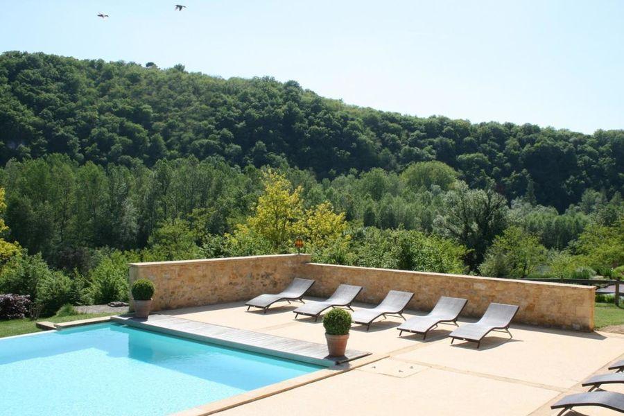 La Villa Romaine - Piscine 2