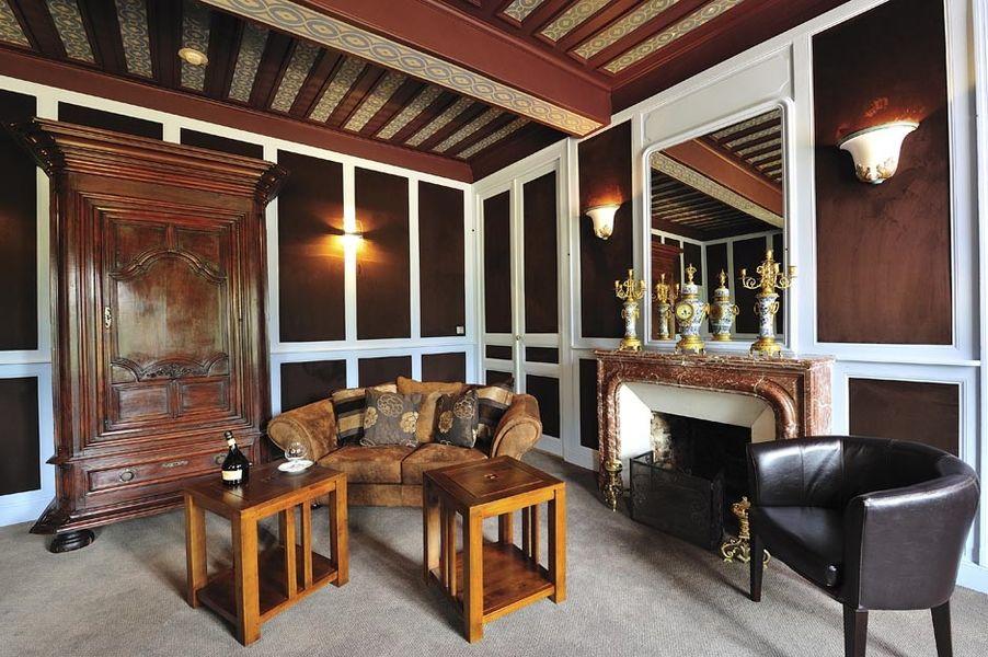Domaine Château du Faucon - Salon