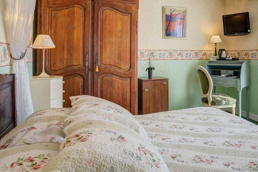 Hôtel Le Pré Catelan - Chambre 4