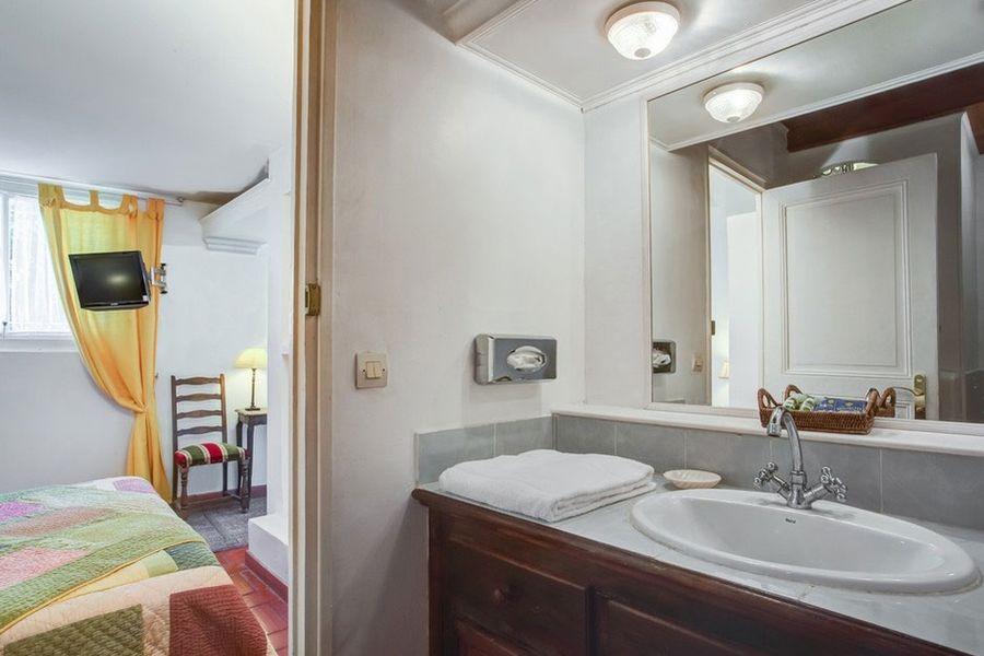 Hôtel Le Pré Catelan - Salle de bain