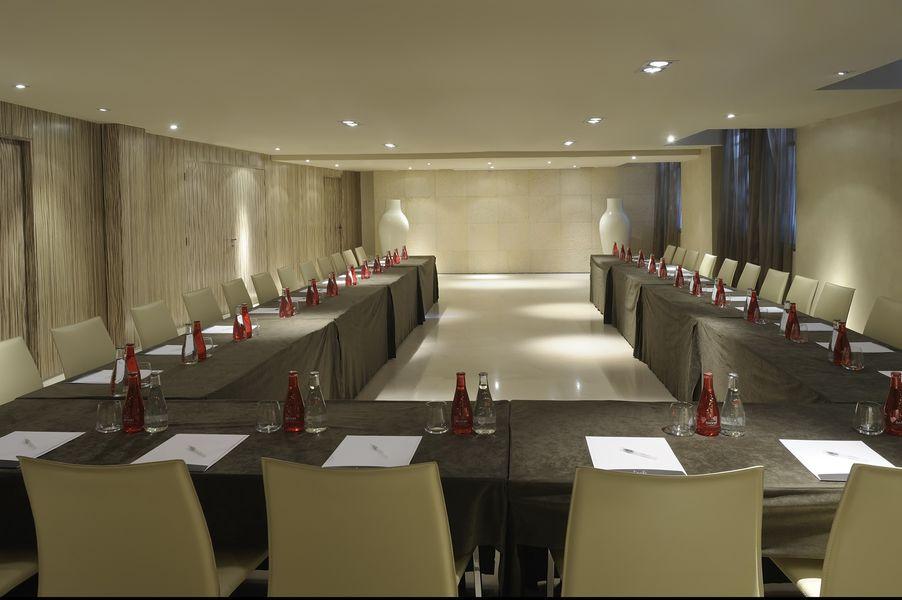 Hôtel Banke - Salon Lafayette en configuration U