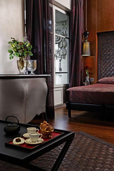 Hôtel Banke - Chambre Deluxe