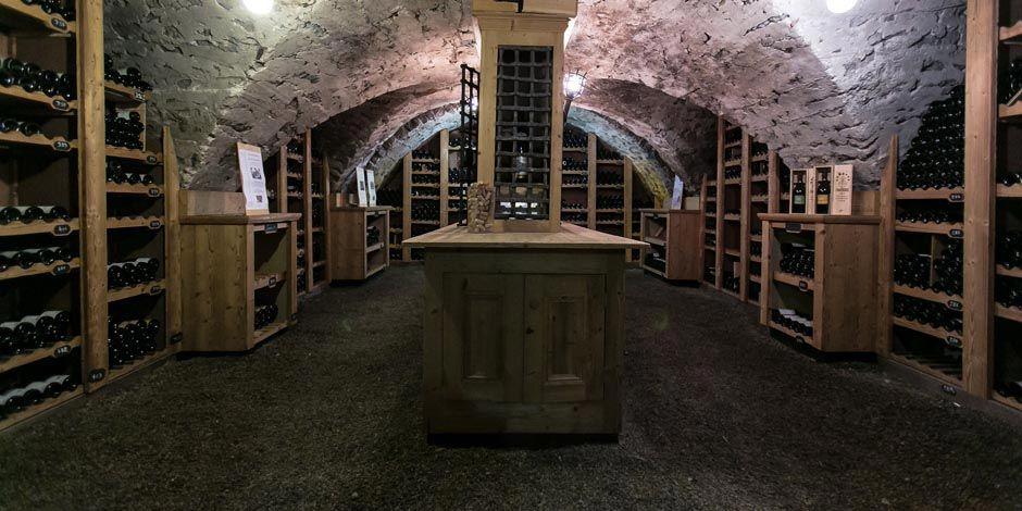 Abbaye de Talloires -  Cave