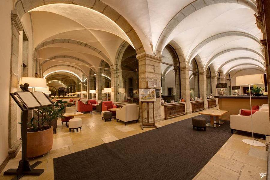Abbaye de Talloires -  Intérieur
