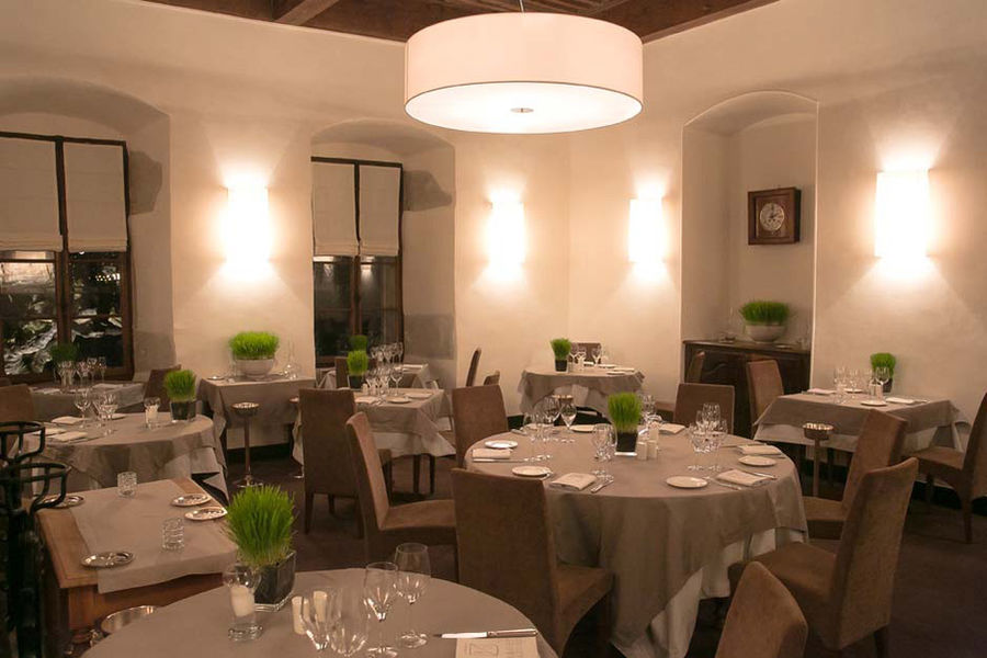 Abbaye de Talloires -  Restaurant 1