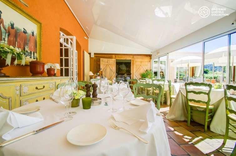 Bastide du Calalou - Restaurant