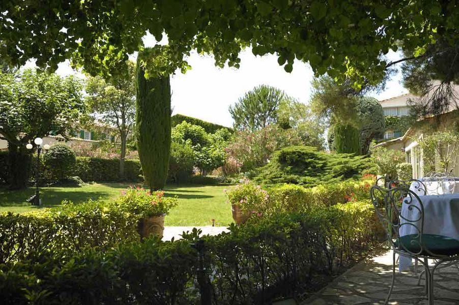 Auberge de Cassagne - Jardin