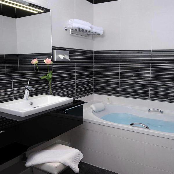 Auberge de Cassagne - Salle de bain