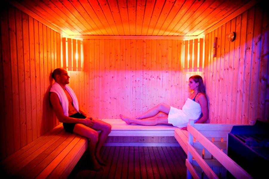 Auberge de Cassagne - Sauna