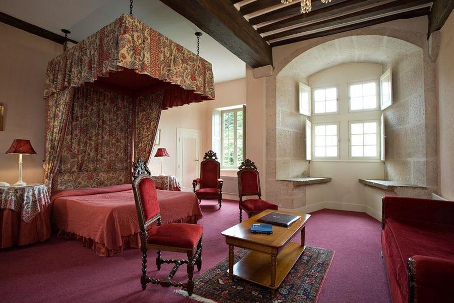 Château de Bellecroix -  Chambre 1