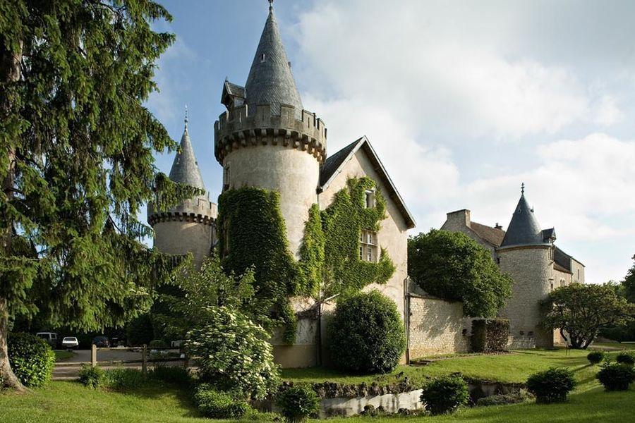 Château de Bellecroix -  Façade