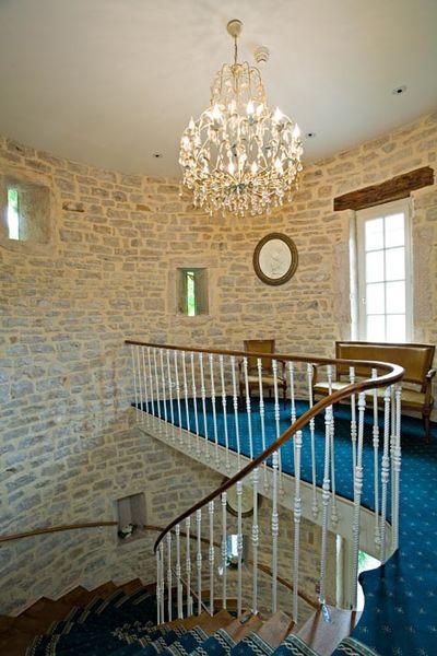Château de Bellecroix -  Intérieur 1