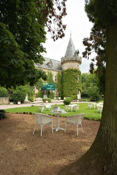 Château de Bellecroix -  Jardin