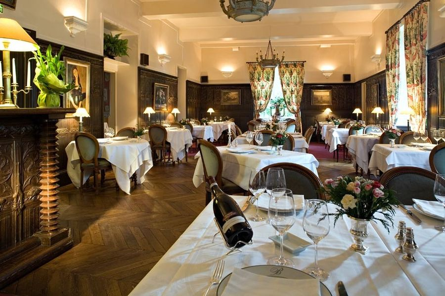Château de Bellecroix -  Restaurant