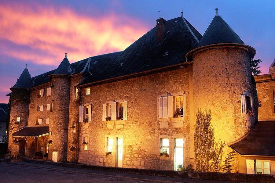 Château des Comtes de Challes - Façade 2