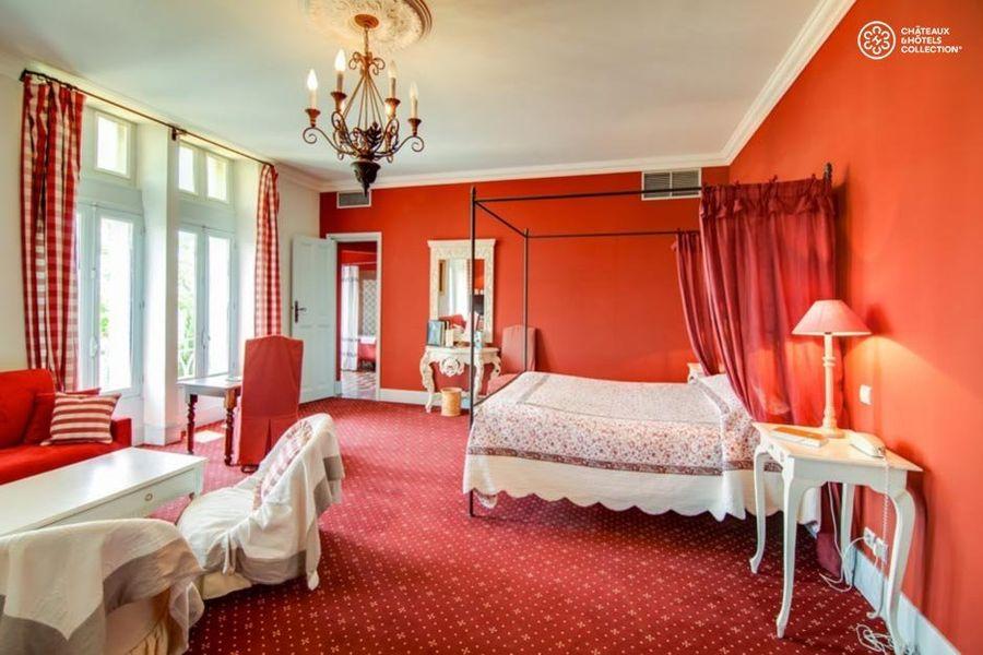Château des Fines Roches - Chambre