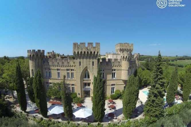 Château des Fines Roches - Façade 2