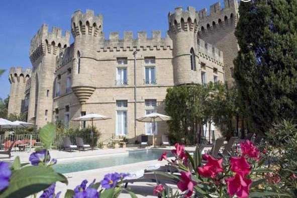 Château des Fines Roches - Façade