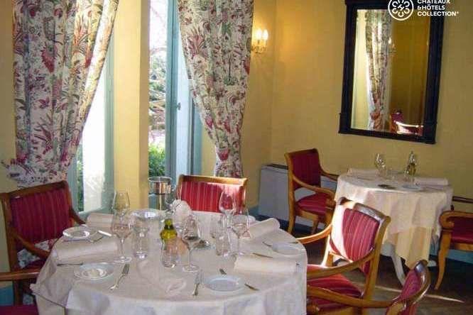Château des Fines Roches - Restaurant 1