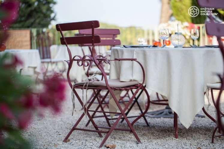 Château des Fines Roches - Restaurant