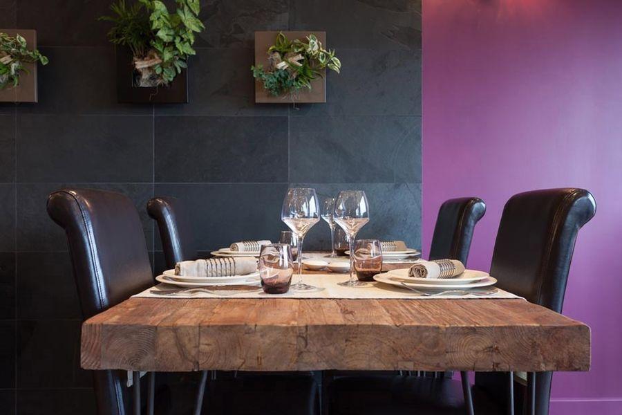 Domaine de Chalvêches - Restaurant