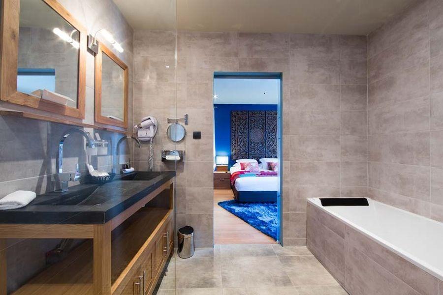 Domaine de Chalvêches - Salle de bain 2