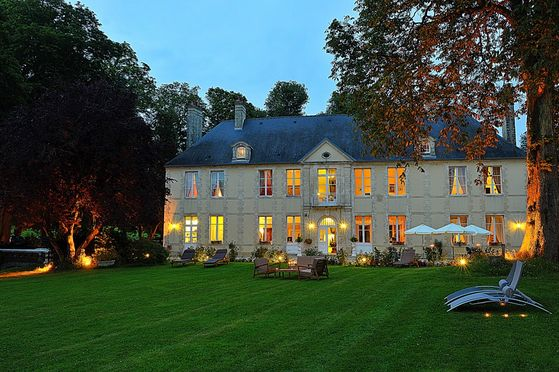 Salle séminaire  - Château de Bellefontaine ****