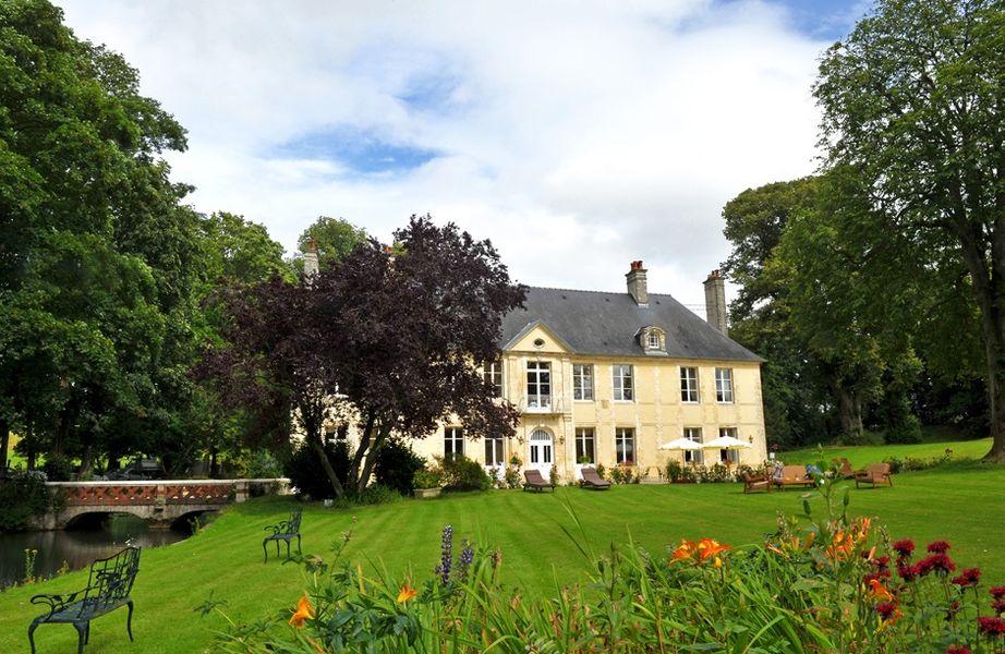 Château de Bellefontaine - Façade
