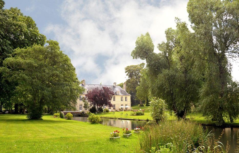 Château de Bellefontaine - Vue d'ensemble