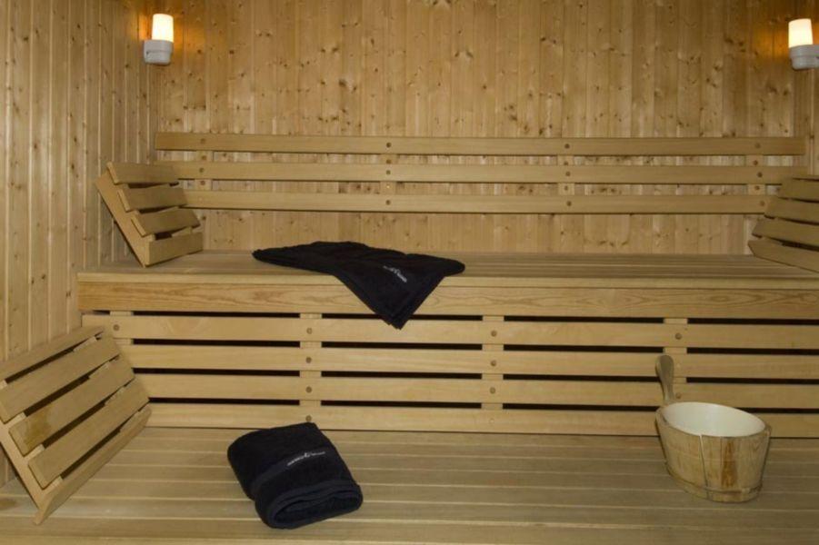 Domaine de Barres - Sauna