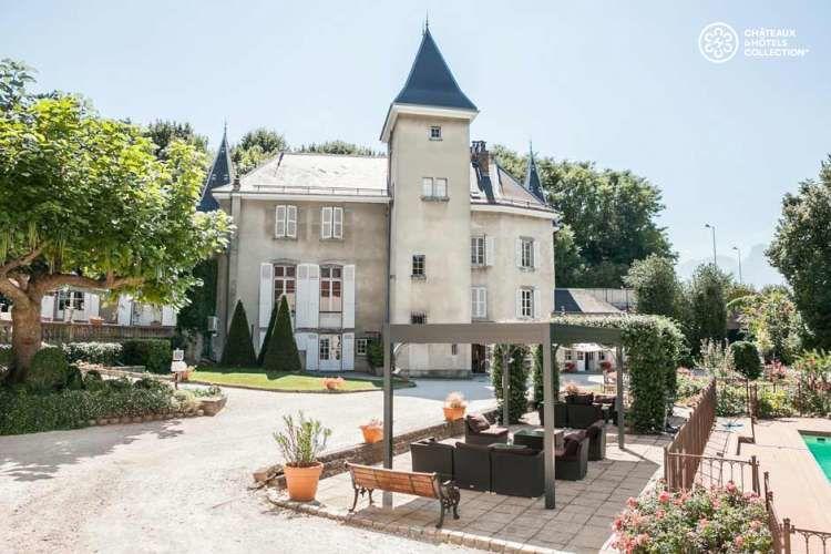 Château de la Commanderie - Façade