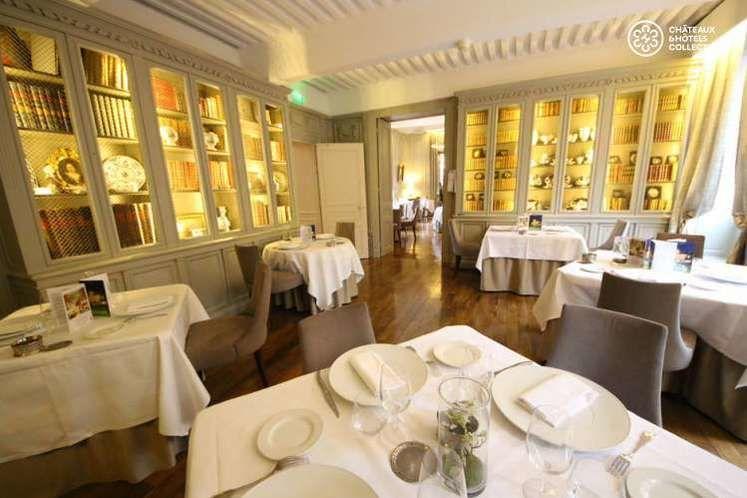 Château de la Commanderie - Restaurant 1