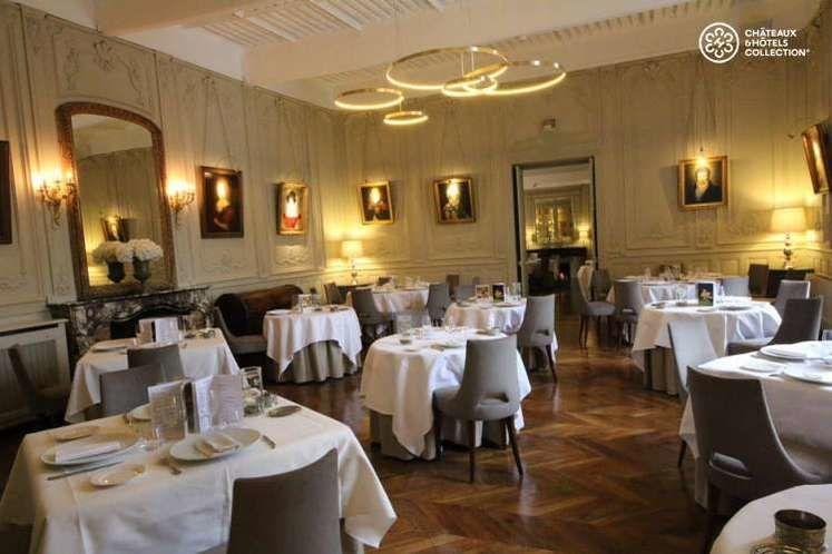 Château de la Commanderie - Restaurant